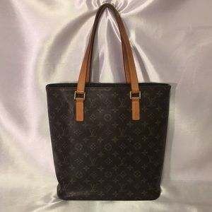 Authentic Louis Vuitton Vavin GM Hand Bag